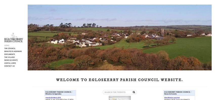 Egloskerry Parish Council