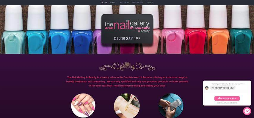 The Nail Gallery & Beauty